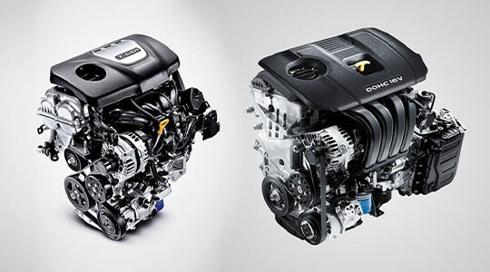 1.6 T-GDi petrol and 2.0 MPi petrol engine.
