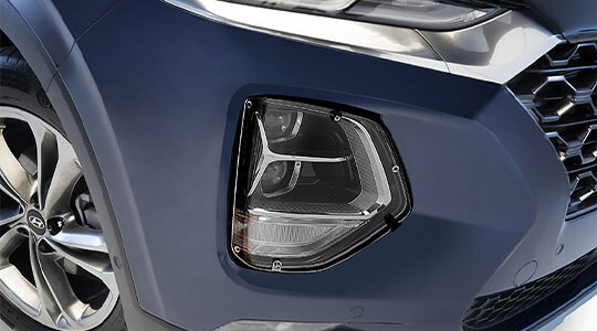 Headlight protectors (set of 2).