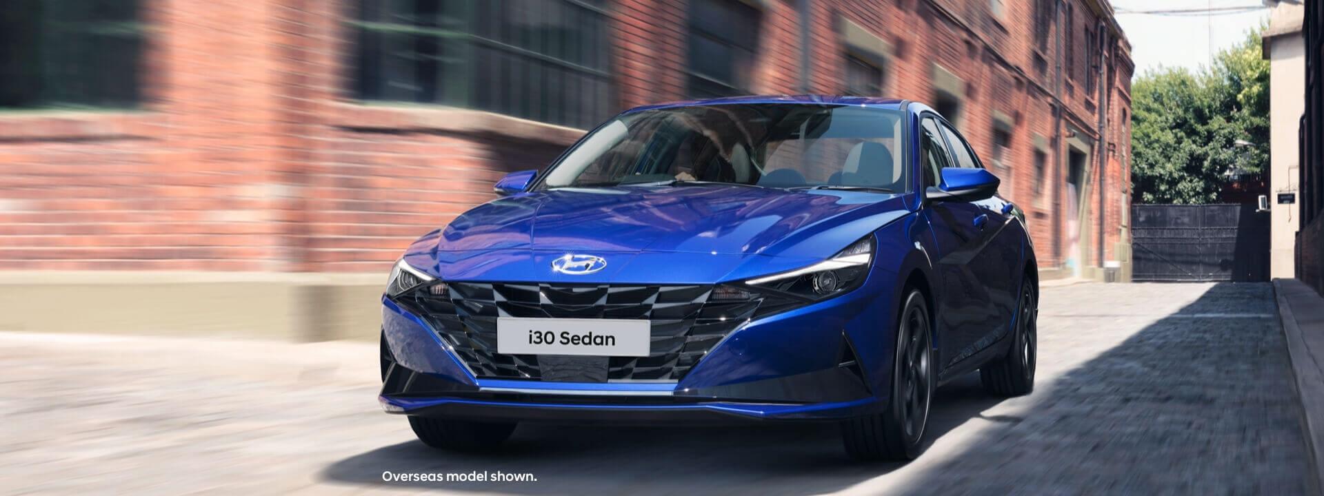 Hyundai i30 Sedan