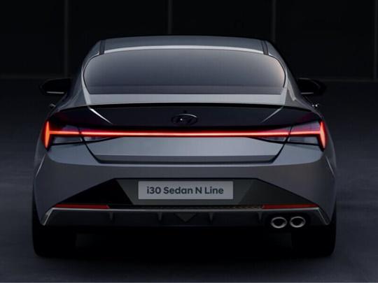 i30 Sedan N-Line