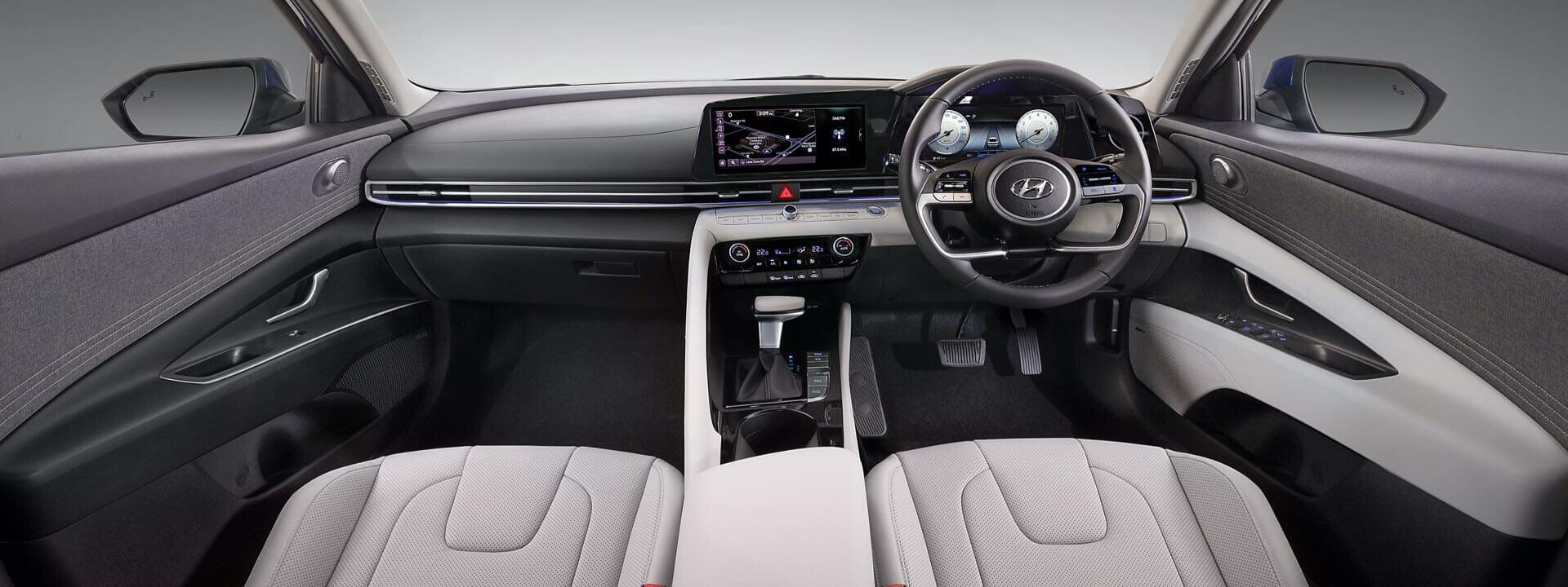 i30 Sedan Interior