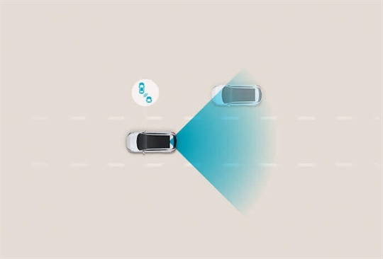 Blind-Spot Collision Avoidance Assist.