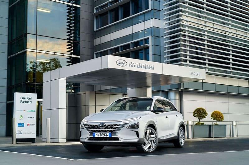 Hyundai U.S Market Complete 17 Emissions-free Lunar Journeys for National Hydrogen Day.