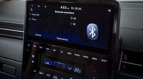 Multi-Bluetooth® Connectivity