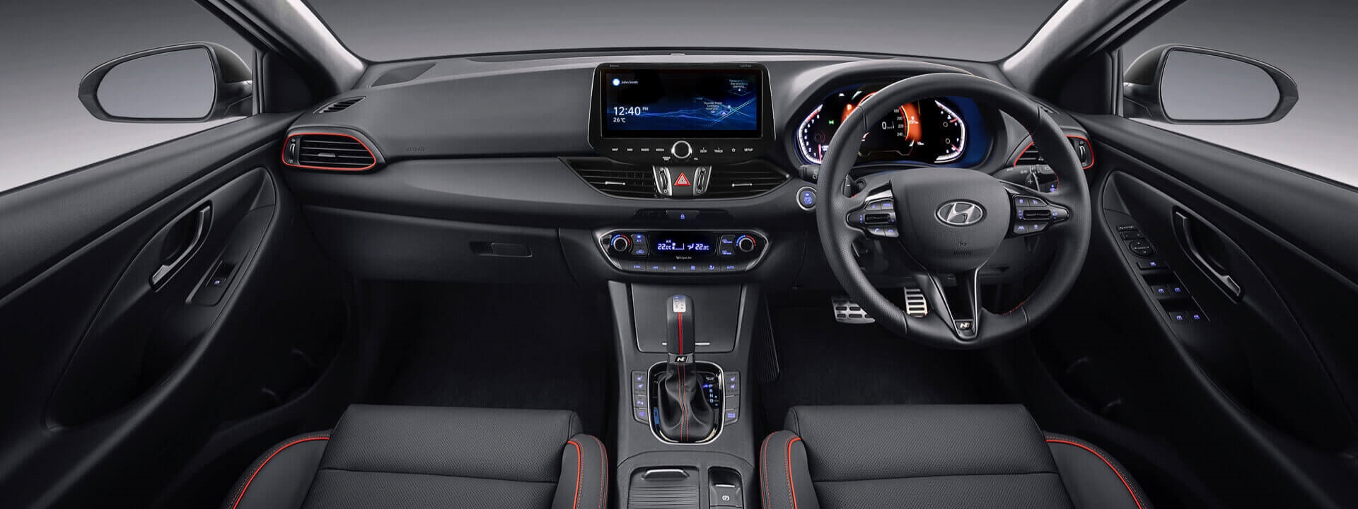 Hyundai i30 Hatch N Line Interior