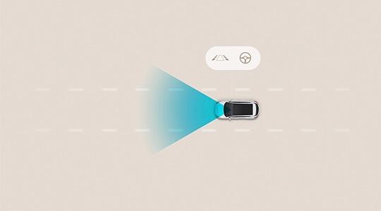 Lane Keeping Assist – Line/Road-Edge (LKA-L/R)