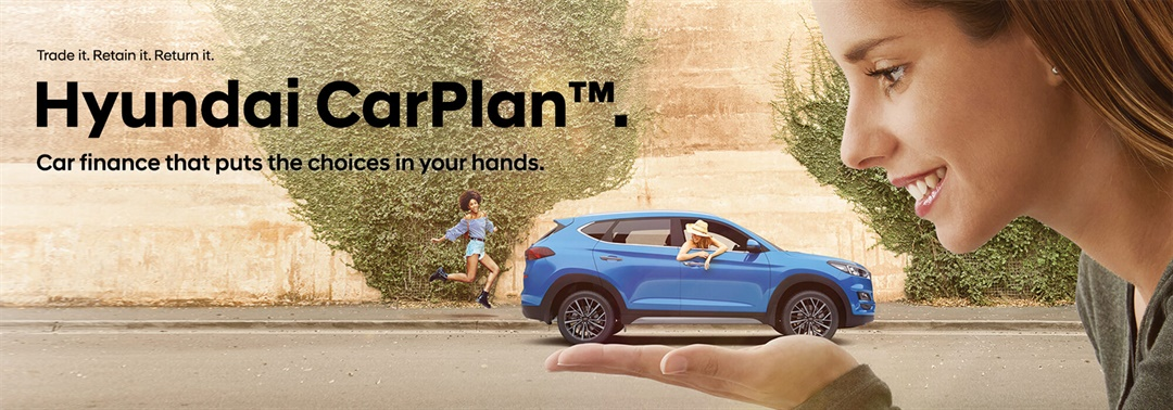 CarPlan™. from Sinclair Hyundai