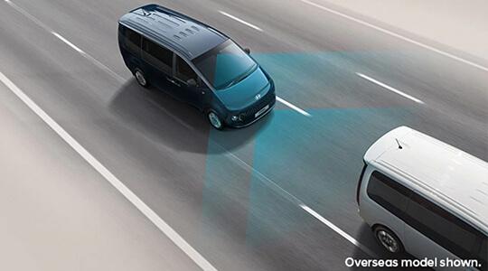 Forward Collision-Avoidance Assist (FCA)