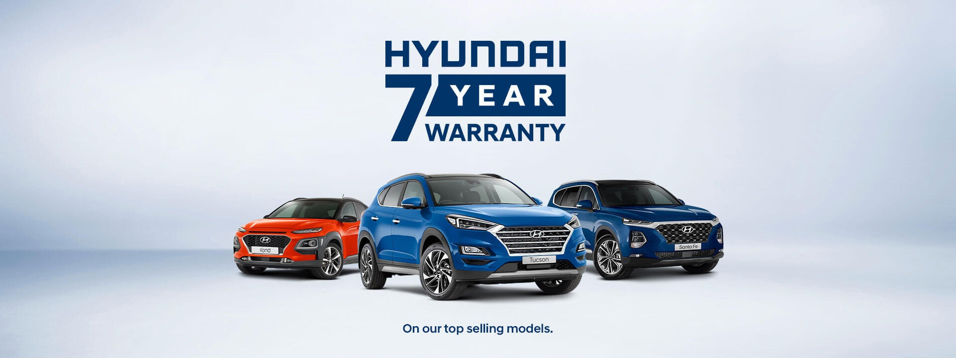Hyundai 7 Year Warranty