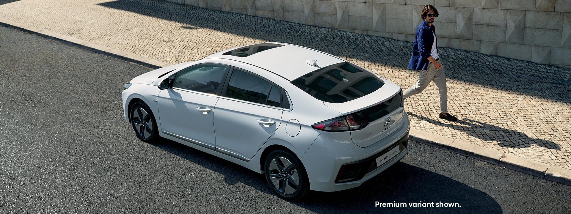 Hyundai IONIQ Hybrid Exterior