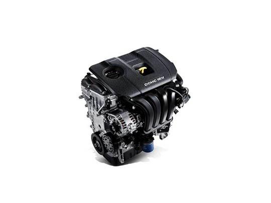 Atkinson 2.0L MPi petrol engine.