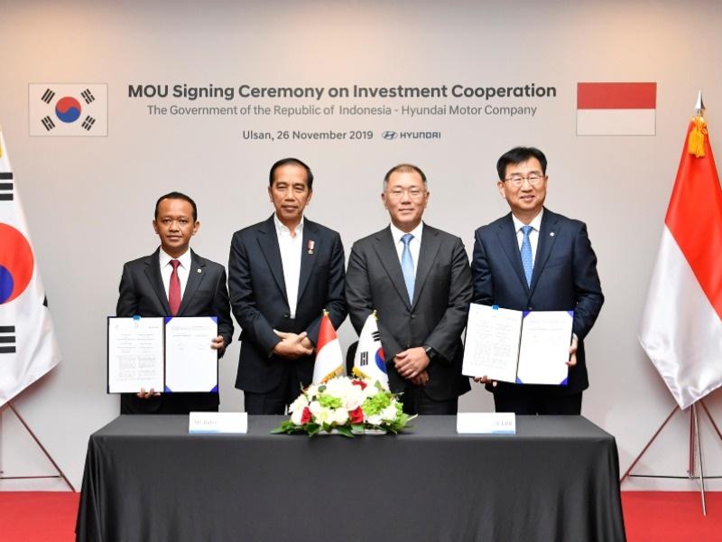 Hyundai Motor - Indonesian Manufacturing Plant