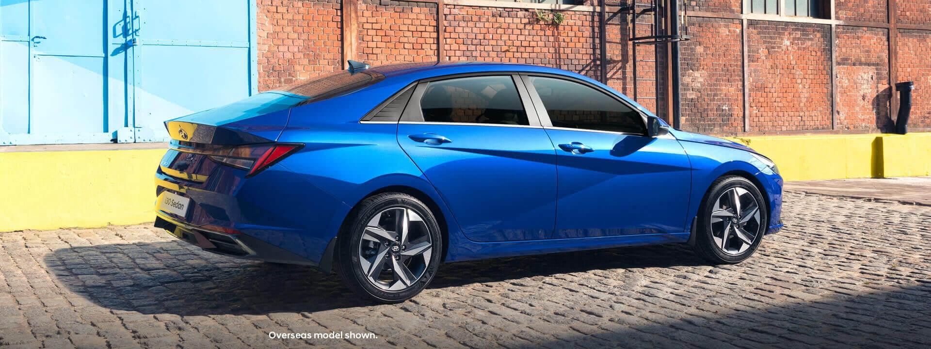 i30 Sedan Design
