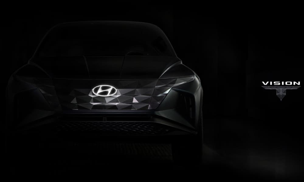 Hyundai Provides Teaser of its Ground-breaking SUV Concept.