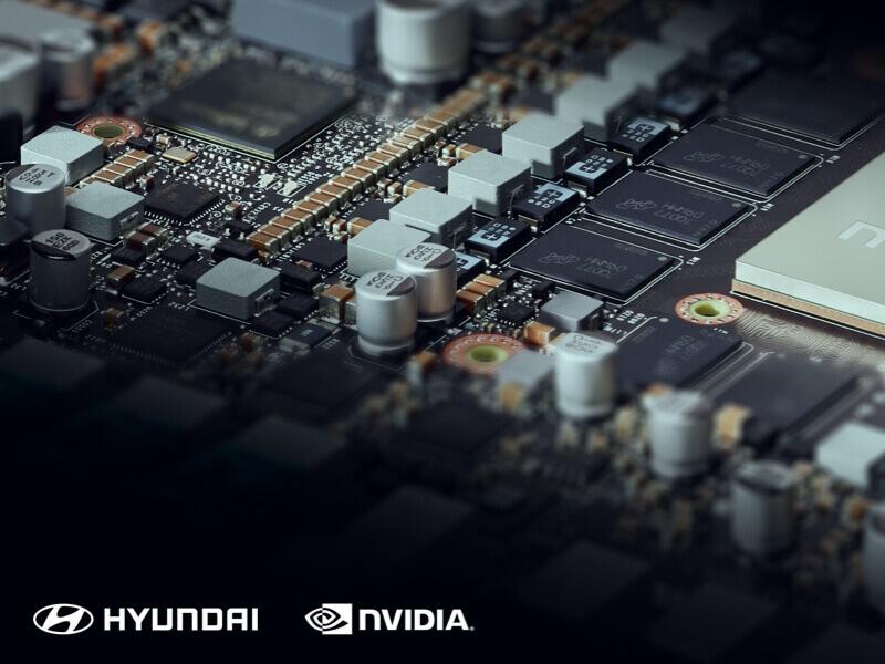 Hyundai and NVIDIA