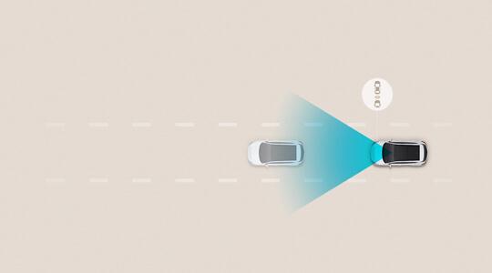 Forward Collision-Avoidance Assist.