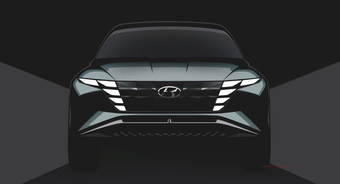 Hyundai Reveals Vision T Plug-in Hybrid SUV Concept at 2019 AutoMobility LA.