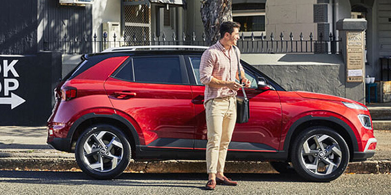 Browse New Hyundai Vehicles at Sinclair Hyundai