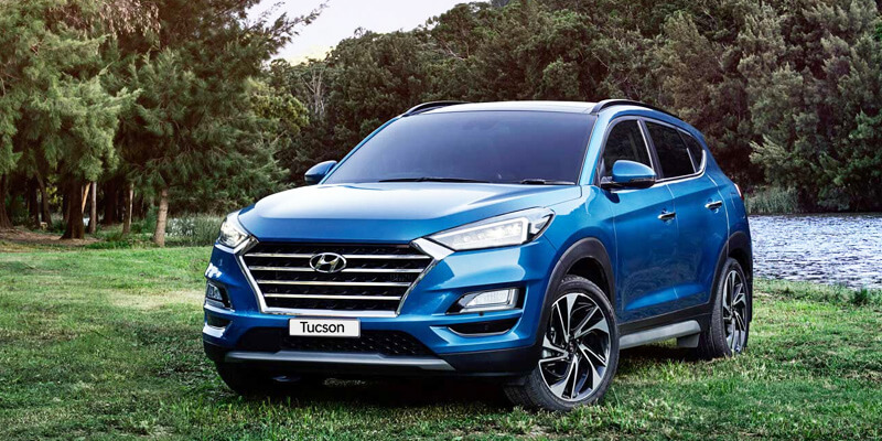 Browse New Hyundai Vehicles at Castle Hill Hyundai