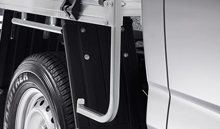 Exterior Front & Side Accessories