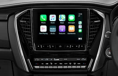 Apple CarPlay® / Android Auto™