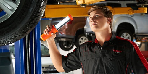 Why service your vehicle with us?