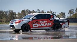Isuzu D-MAX Track Day Experience