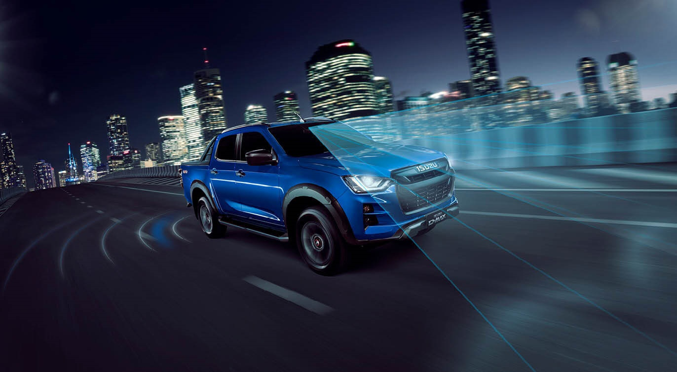 All-New D-MAX Safety