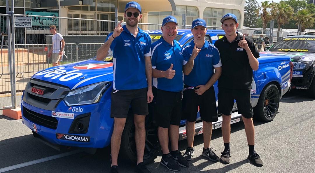 Ross Stone Racing Team