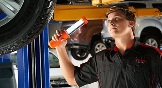 Isuzu Vehicle Servicing