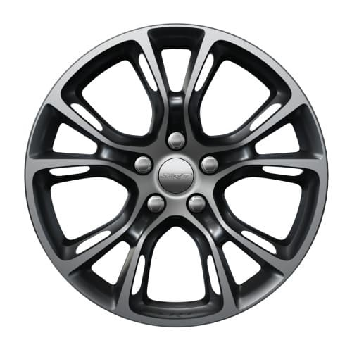 20-INCH FORGED ALLOY WHEELS