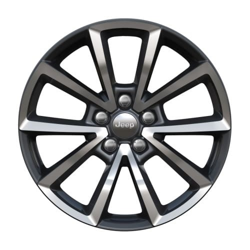 20-INCH FORGED POLISHED FACE ALLOW WHEELS