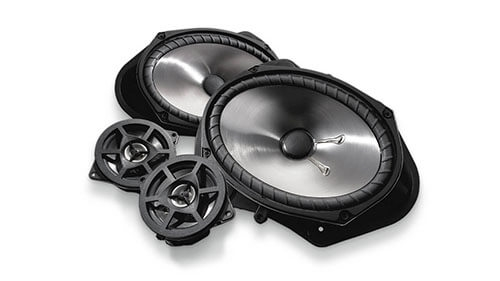 KICKER Premium Speaker Upgrade Kit - Centre