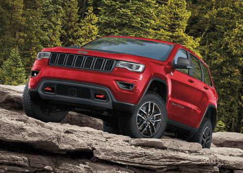 Current Offers From Griffith Jeep