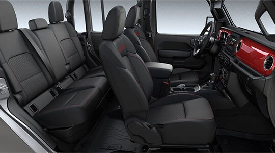 Rubicon Interior