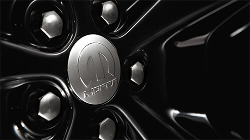 Mopar Wheel Centre Caps