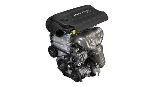 2.4L Tigershark® Multiair® 2 Engine