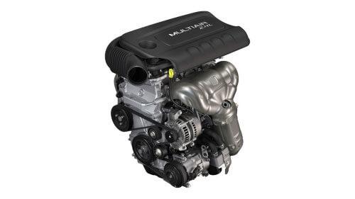 2.4L Tigershark® Multiair® 2 Engine