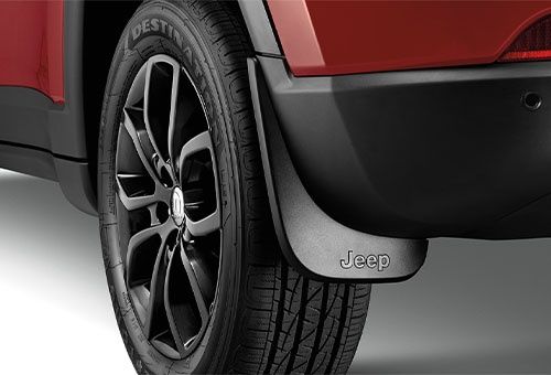Rear Moulded Splash Guards