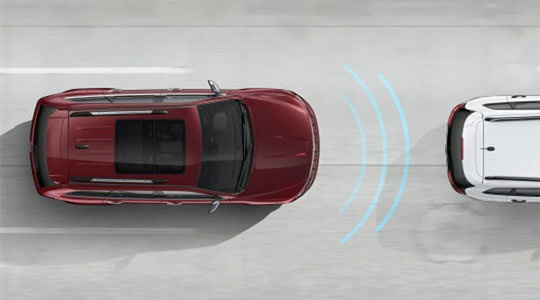 Full-Speed Forward Collision Warning with Active Braking