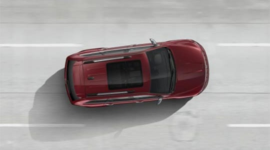 LaneSense® Lane Departure Warning with Lane Keep Assist