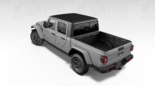 Black Freedom Top® Hardtop