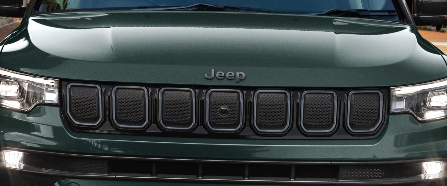 Jeep Compass Grille