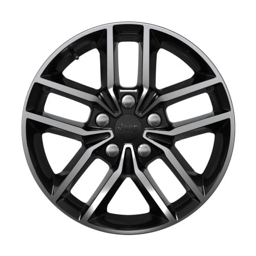18- INCH ALLOY WHEELS