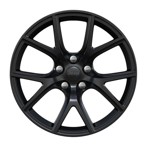 20-INCH LIGHT-WEIGHT FORGED ALLOY WHEELS