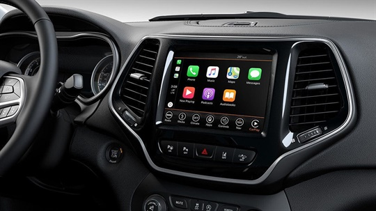 Apple CarPlay®¹ Integration