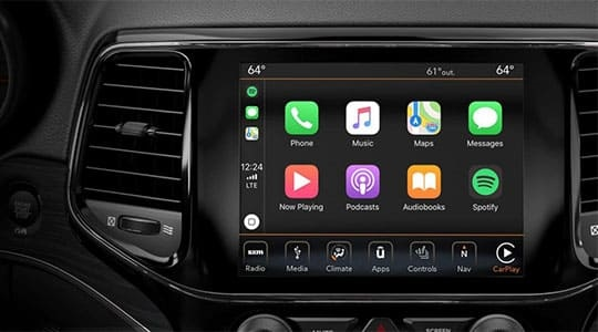 Apple CarPlay®2 support