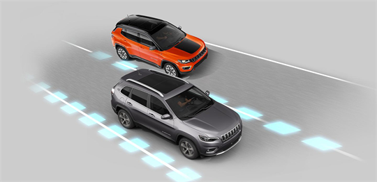 LaneSense® Lane Departure Warning