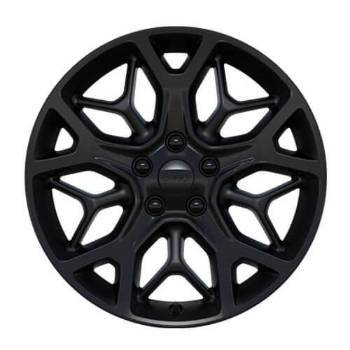 20-INCH POLISHED / TECH GREY ALLOY WHEELS