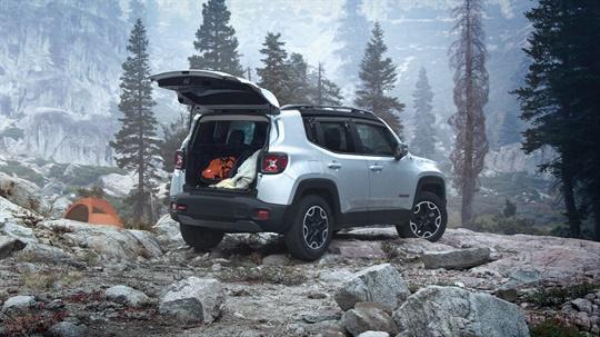 Jeep Renegade Accessories | Artarmon Jeep